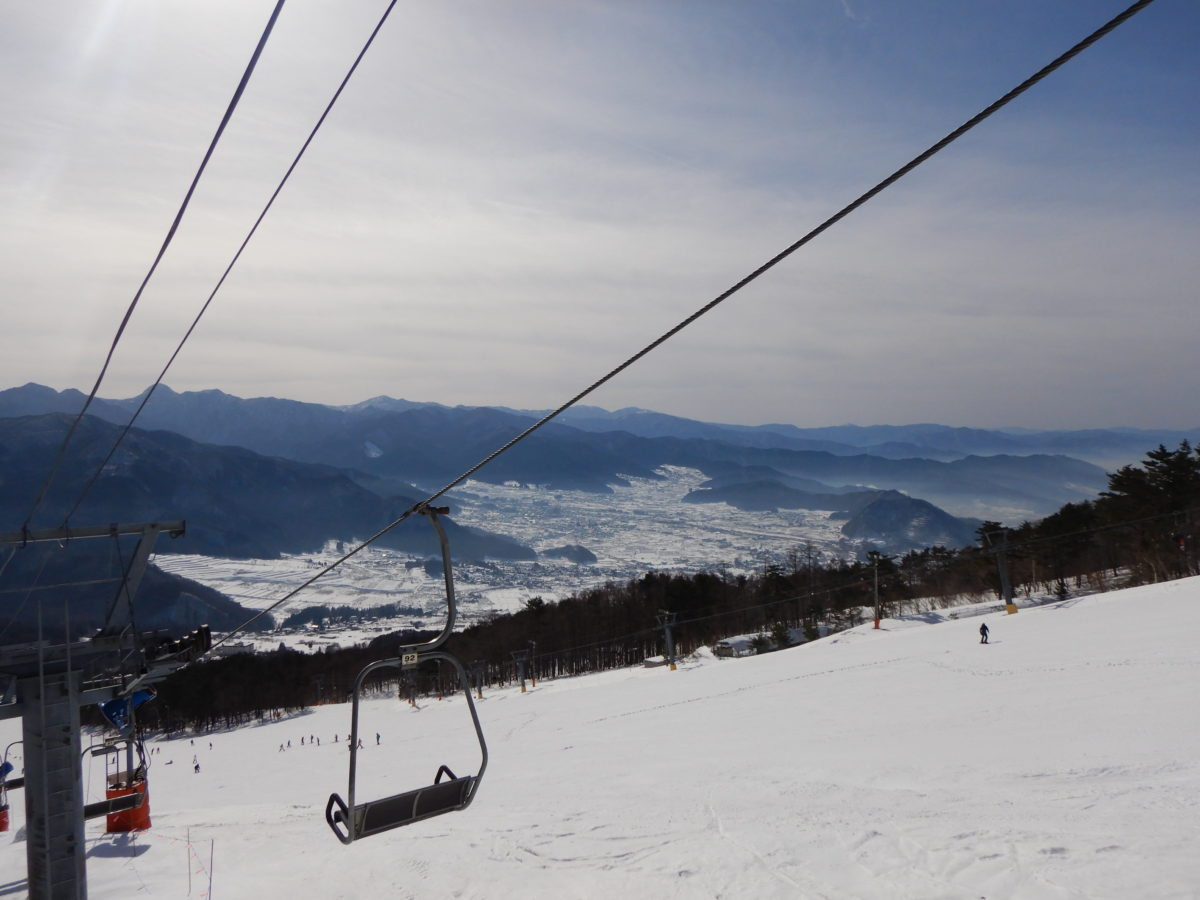 X-JAM高井富士スキー場とよませ温泉スキー場の特徴を比較してみた!