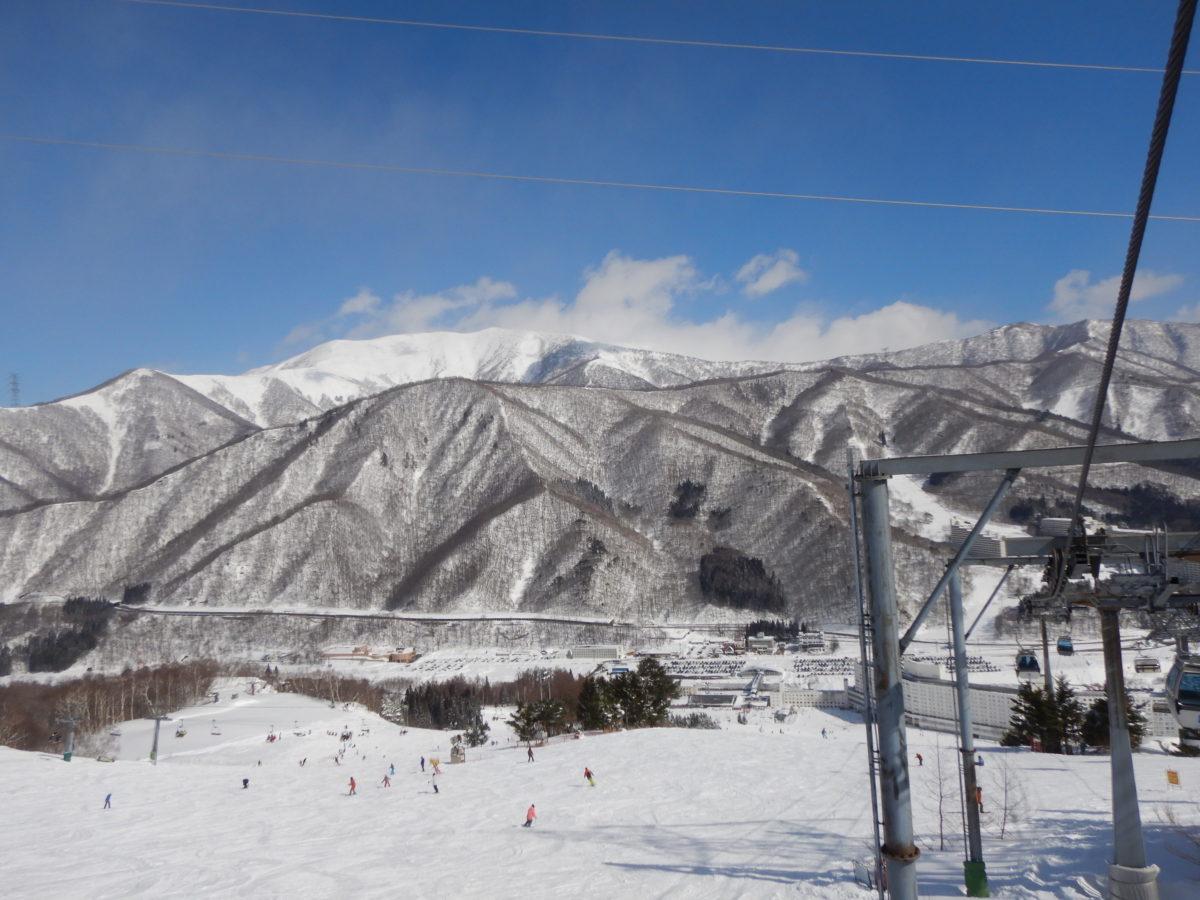 苗場スキー場の混雑状況や積雪量?2月に滞在した時の口コミ(レビュー)!