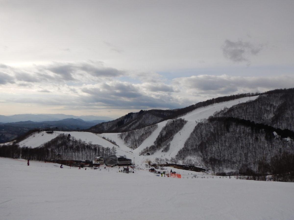鹿島槍スキー場の口コミ(ブログ)!2月3連休の積雪量や混雑状況は?
