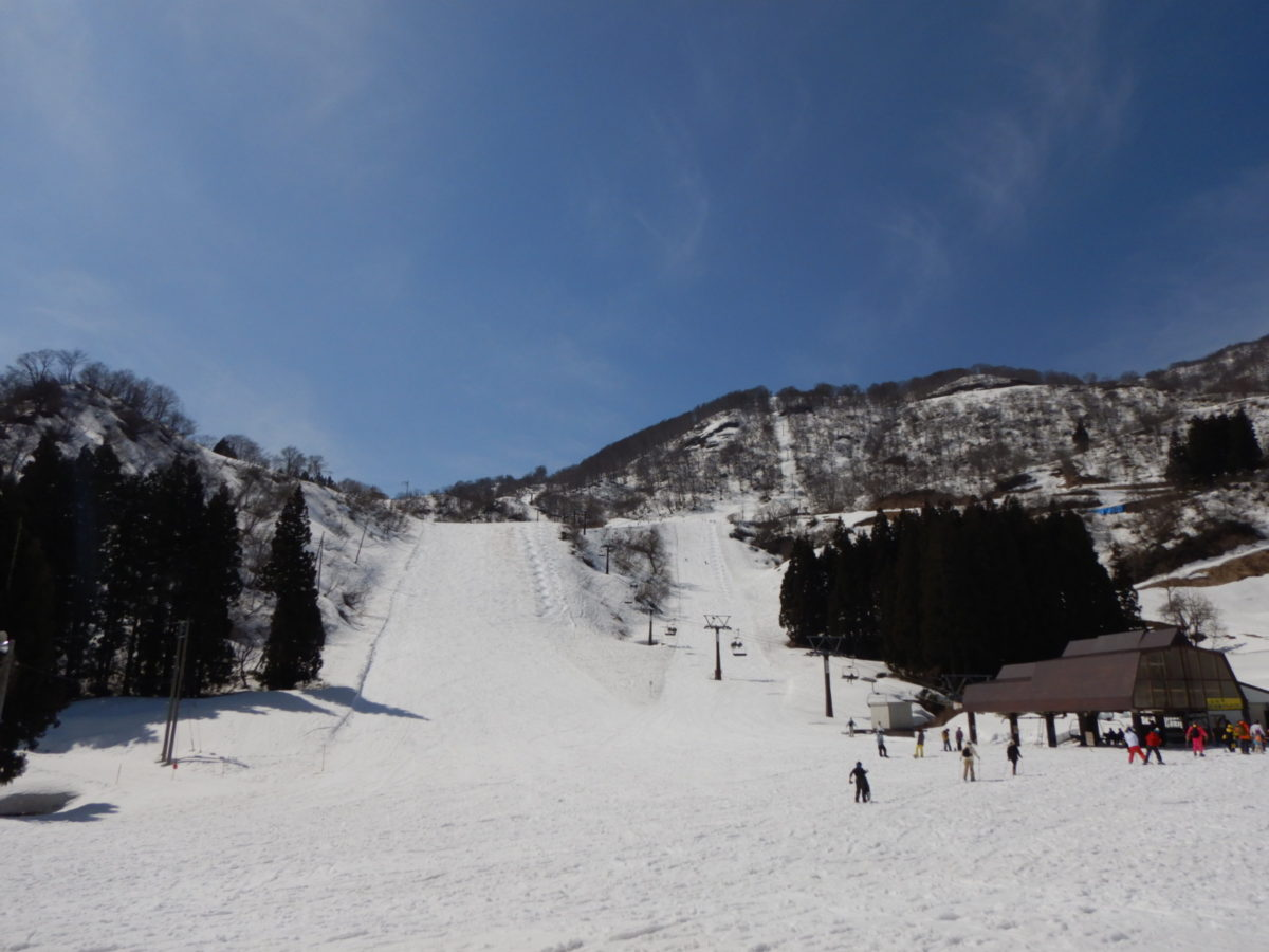 戸狩温泉スキー場の口コミ!3月下旬は積雪ある?どんな人におすすめ?
