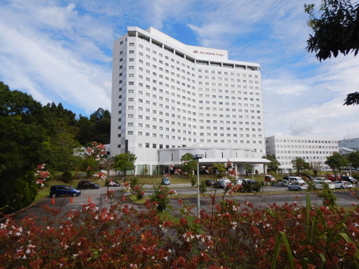 ANAクラウンプラザホテル成田の口コミ(ブログ)!部屋やアメニティーは?